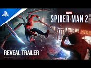 Marvel's Spider-Man 2 - PlayStation Showcase 2021- Reveal Trailer - PS5