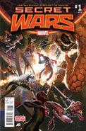 Secret Wars Vol 1