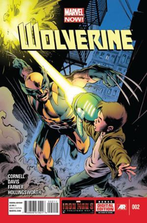 Wolverine Vol 5 2