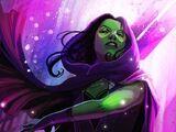Gamora Zen Whoberi Ben Titan (Tierra-7528)