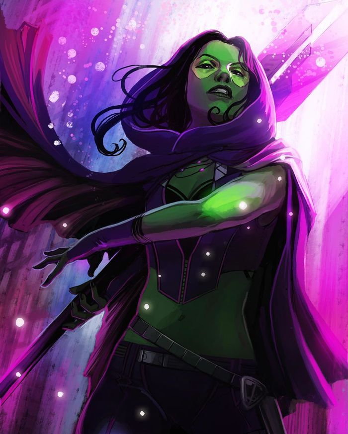 Gamora (Tierra-7528)