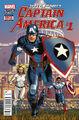 Captain America Steve Rogers Vol 1 1
