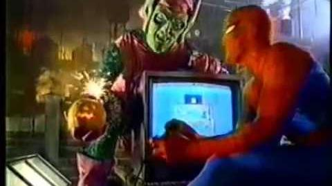 Spider-Man (Atari 2600) Commercial 1982