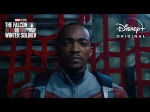 Start - Marvel Studios' The Falcon and the Winter Soldier - Disney+