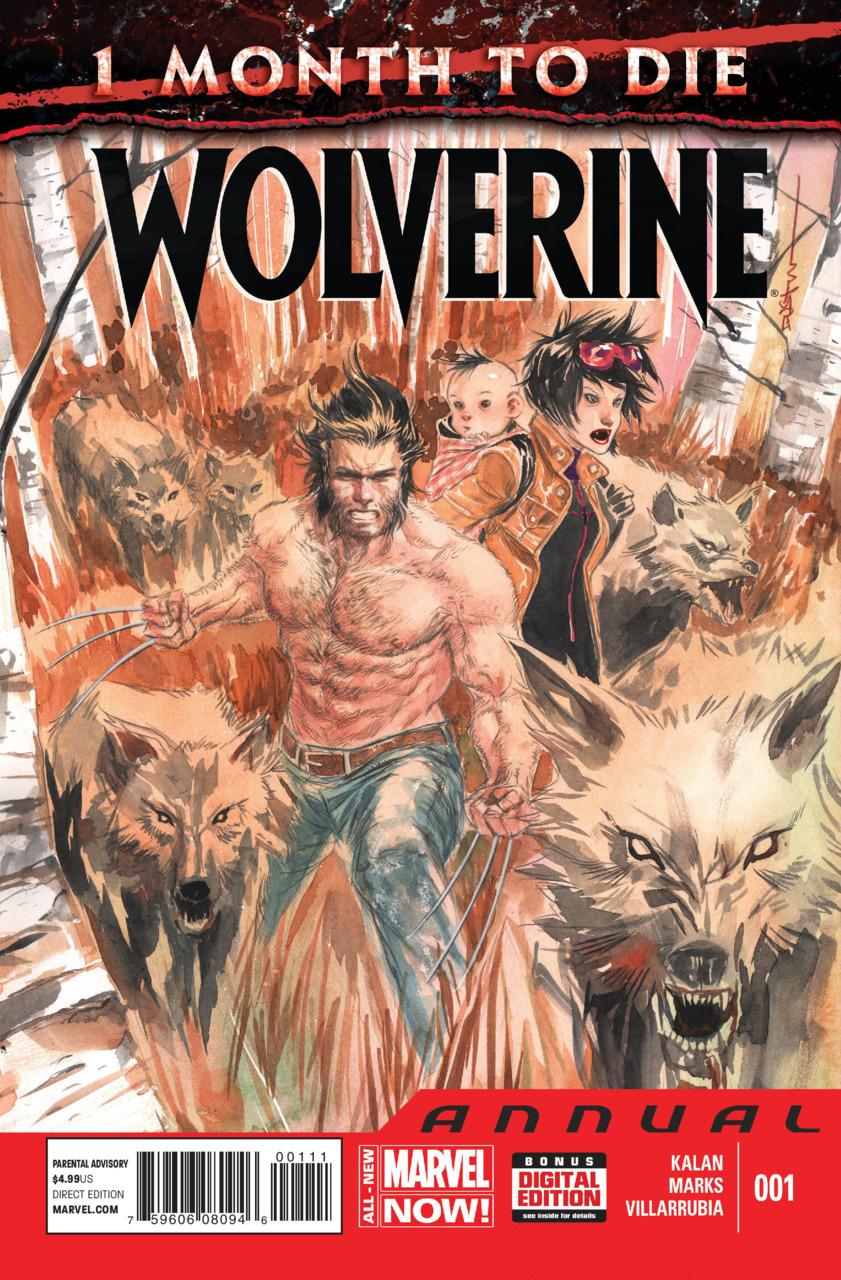 Wolverine Anual Vol 6
