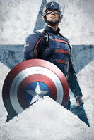 The Falcon and the Winter Soldier poster 007 textless