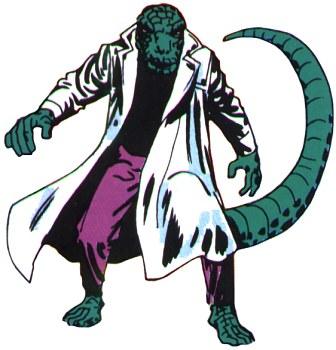 Curtis Connors (Terra-616)/Galeria