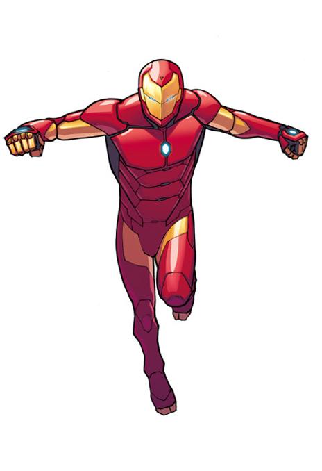Armadura de Iron Man Modelo 52