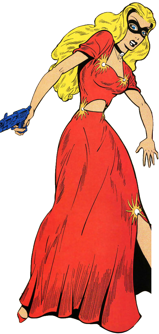 Louise Grant (Tierra-616)