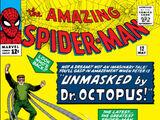O Espantoso Homem-Aranha Vol 1 12
