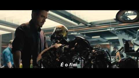 Os Vingadores 2 A Era de Ultron (2015) - Trailer Oficial HD Legendado