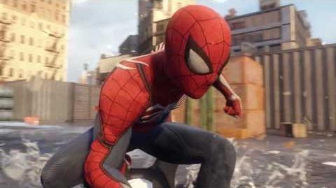 Spider Man PS4 - Trailer E3