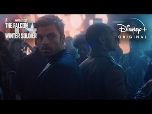 Zemo - Marvel Studios' The Falcon and The Winter Soldier - Disney+