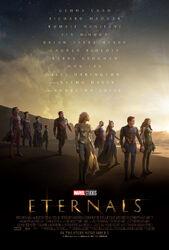 Eternals (film) poster 002