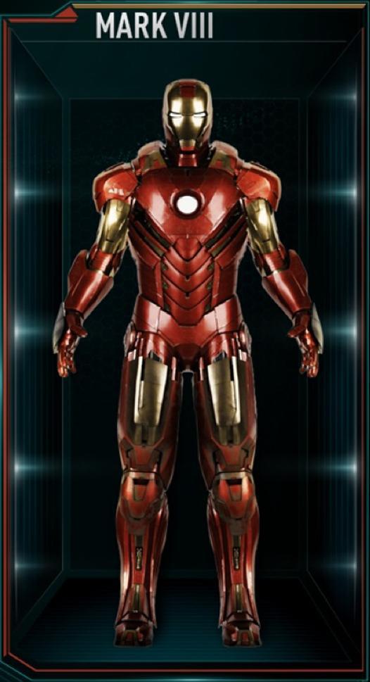 Armadura de Iron Man MK VIII (Tierra-199999)