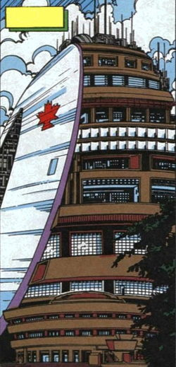 Departamento H (Tierra-616)