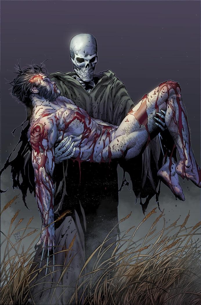 Morte (Terra-616)/Galeria