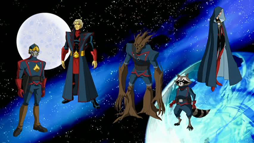 Guardians of the Galaxy (Tierra-8096)