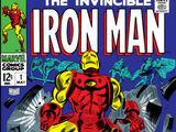 Homem de Ferro Vol 1 1