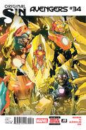 Avengers Vol 5 34