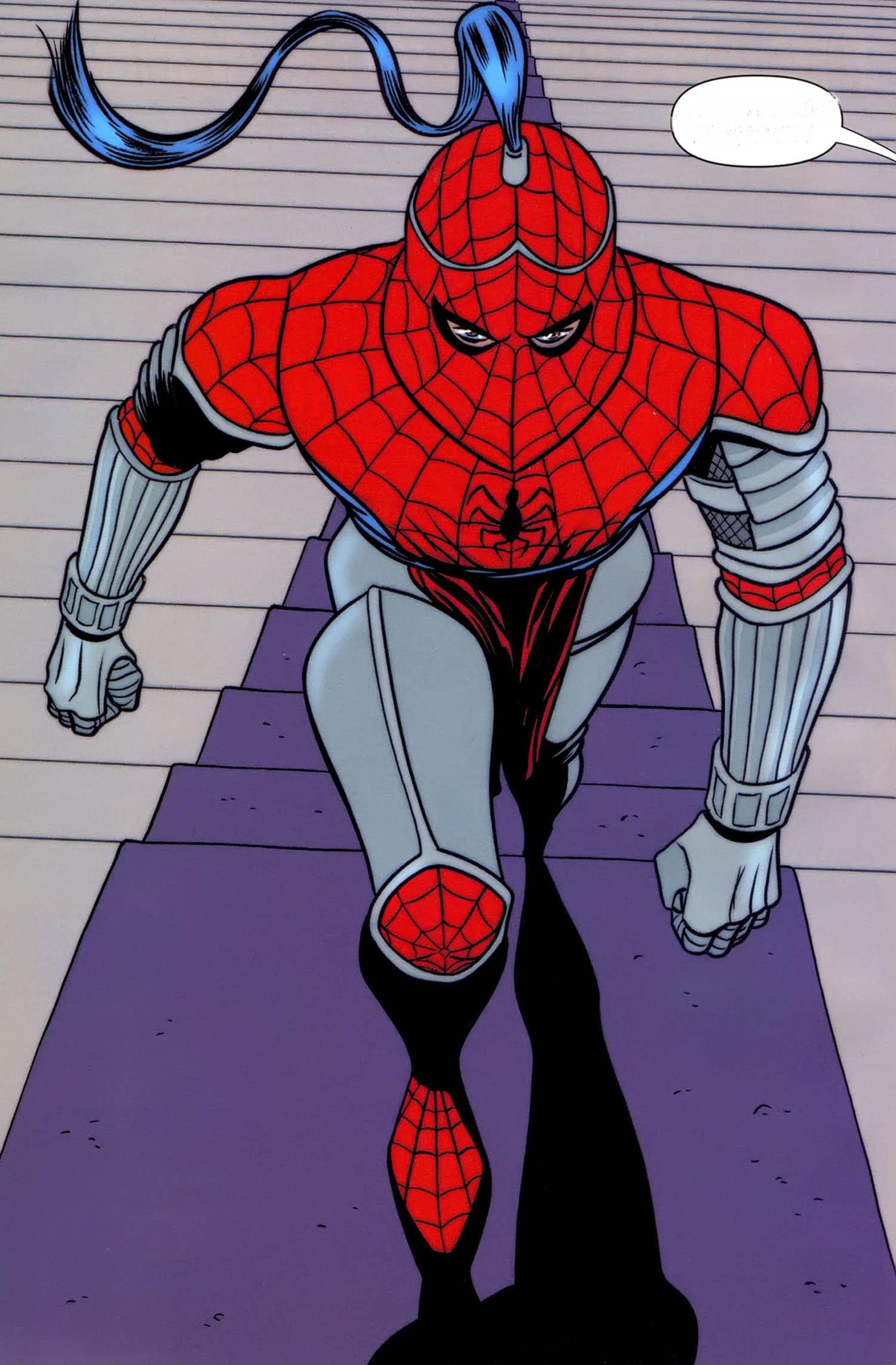 Peter Parker (Terra-71004)
