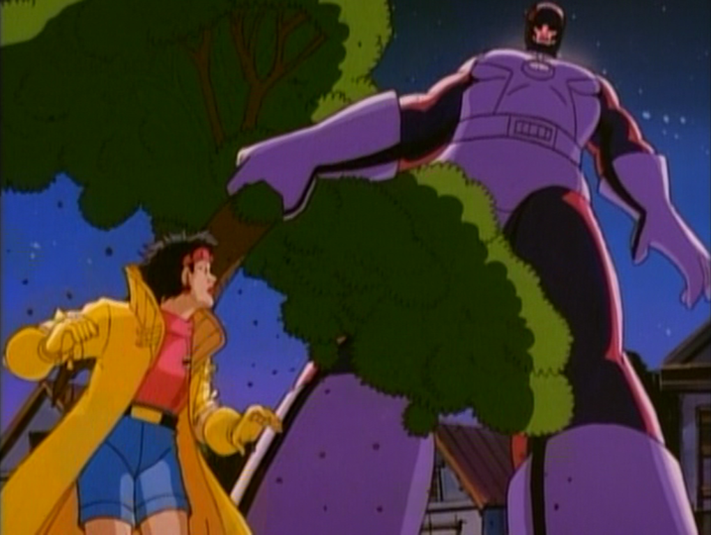 X-Men: A Série Animada Temporada 1 1