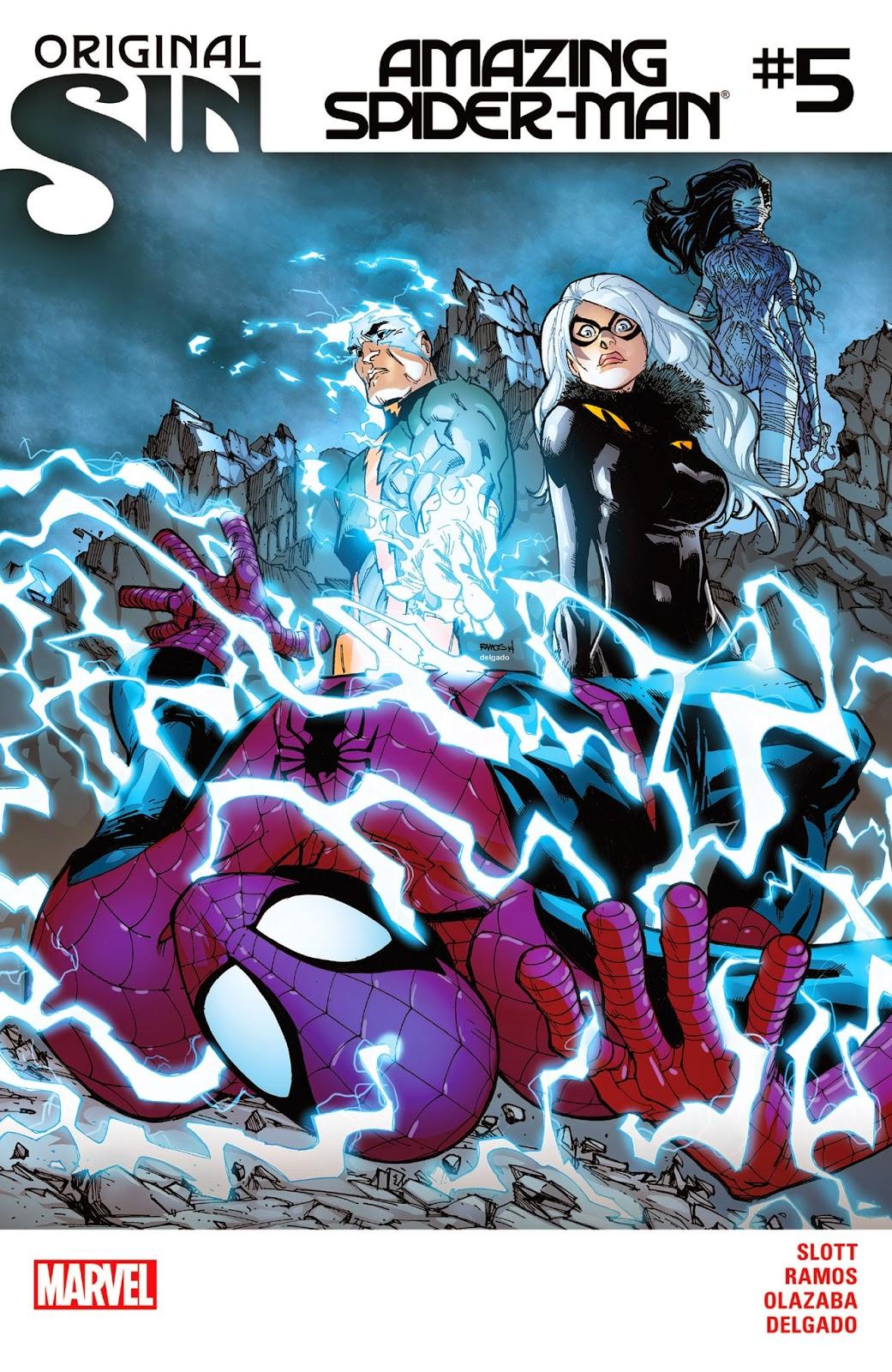 O Espetacular Homem-Aranha Vol 3 5