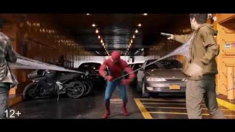Человек-паук возвращение домой - в кино с 6 июля