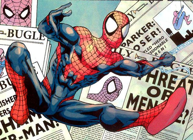 Peter Parker (Terra-58163)