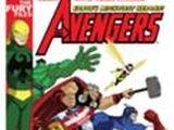 Avengers: Earth's Mightiest Heroes Adventures Vol 1