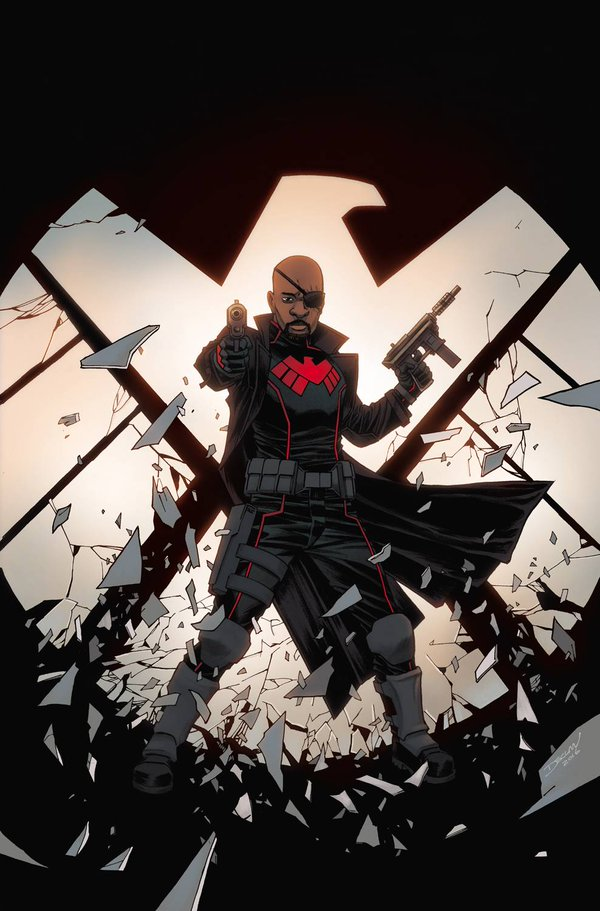Nicholas Fury, Jr. (Terra-616)