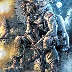 James Buchanan Barnes (Tierra-616)