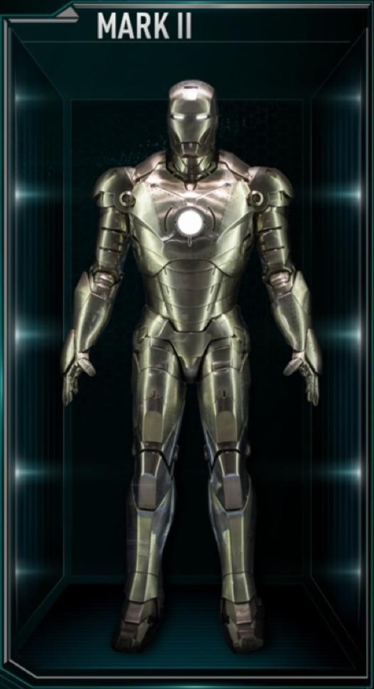Armadura de Iron Man MK II (Tierra-199999)