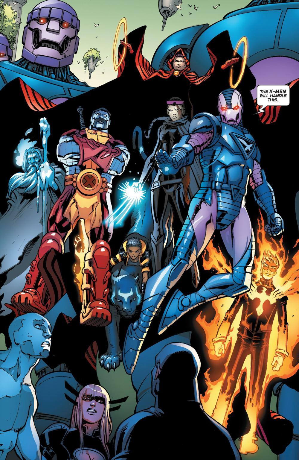 X-Men (Tierra-TRN311)