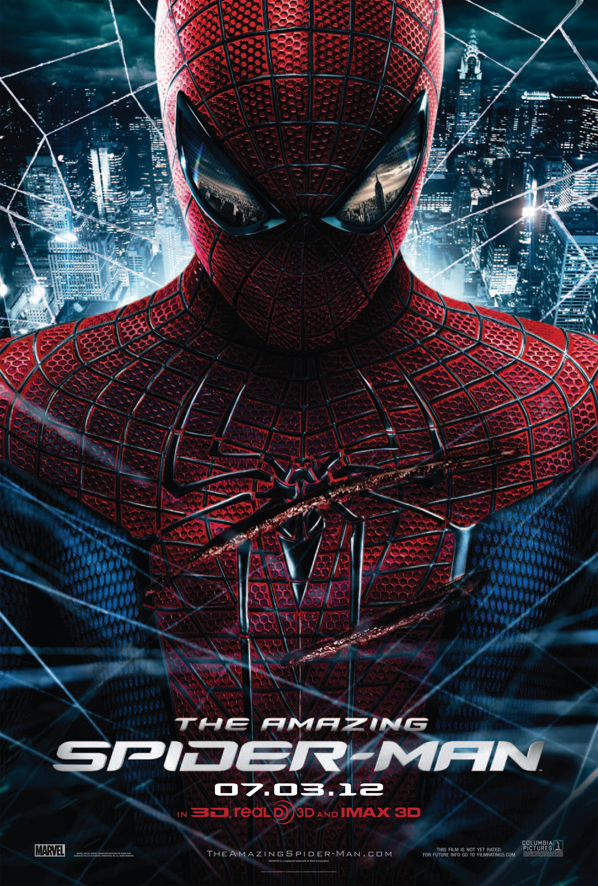 The Amazing Spider-Man (película de 2012)