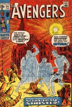 Os Vingadores Vol 1 85