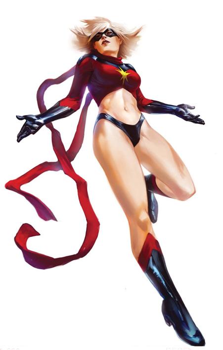 Carol Danvers (Terra-616)/Galeria