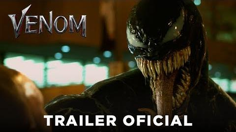 VENOM Trailer Oficial 4 de outubro nos cinemas