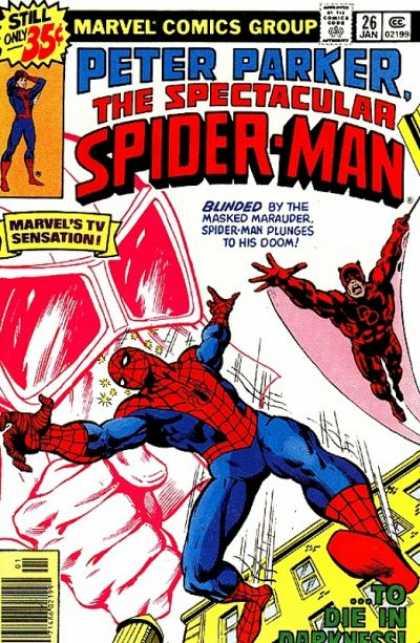 Peter Parker, O Espetacular Homem-Aranha Vol 1 26