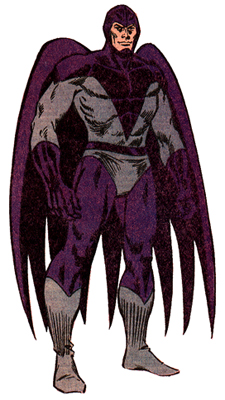 Alain Racine (Terra-616)