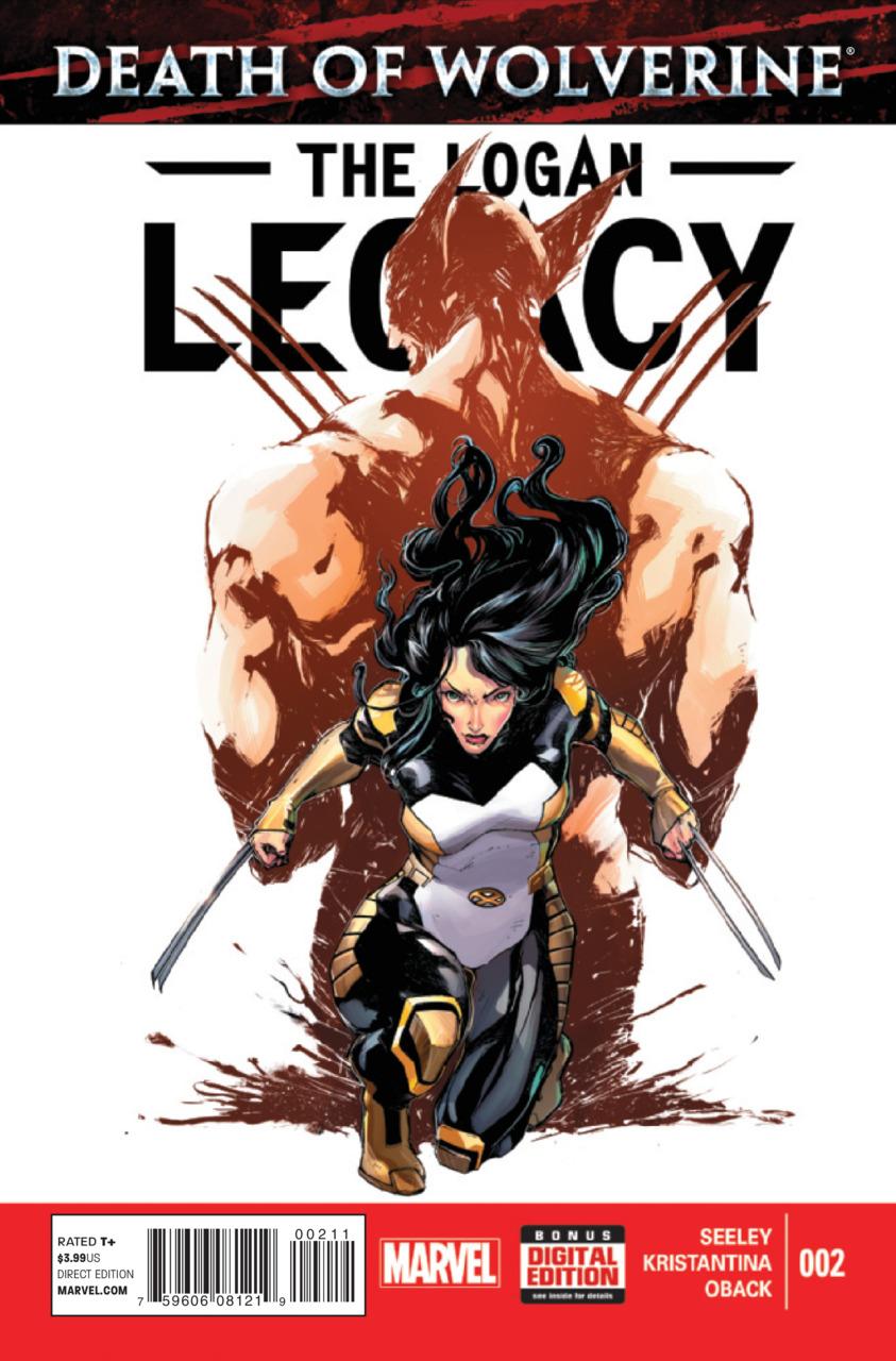 A Morte do Wolverine: O Legado de Logan Vol 1 2