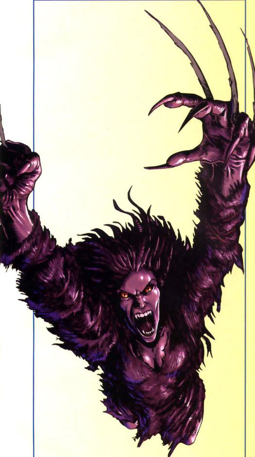 Nativa (Terra-616)