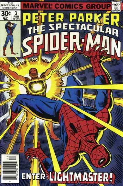 Peter Parker, O Espetacular Homem-Aranha Vol 1 3