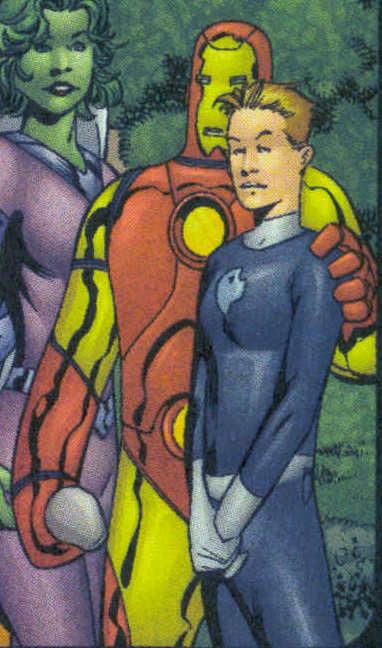 Anthony Stark (Terra-12)