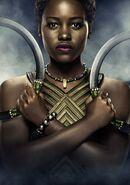 Black Panther (film) poster 006 Textless