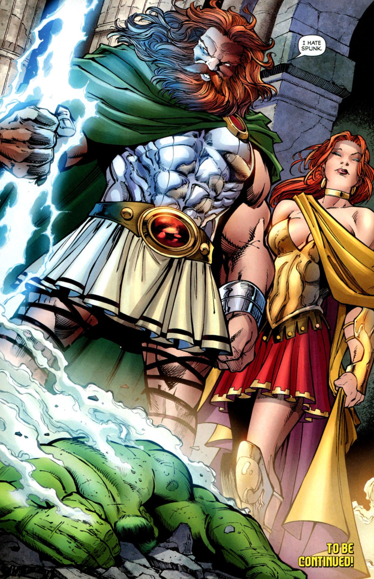 Zeus Panhellenios (Terra-616)/Galeria