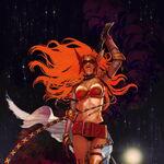 Angela Asgard's Assassin Vol 1 1 Textless.jpg