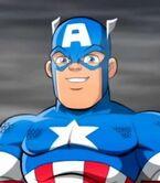 Capitán América (Tierra-123456)