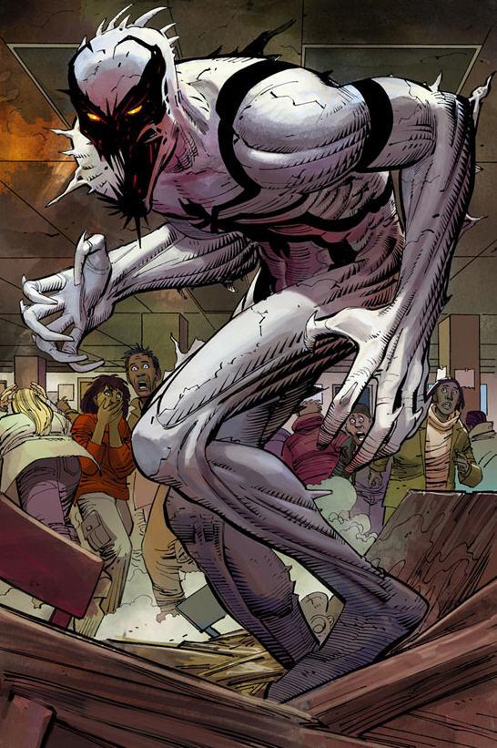 Edward Brock (Terra-616)/Galeria