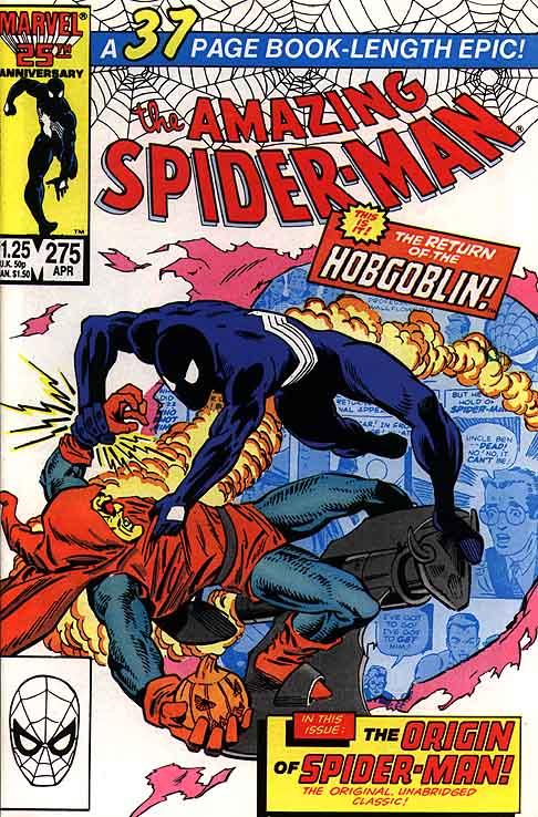 O Espantoso Homem-Aranha Vol 1 275